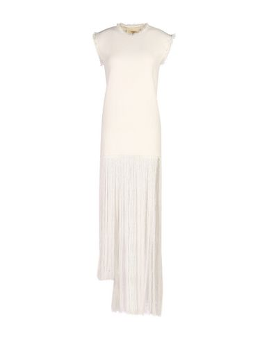Ports 1961 Long Dress In Ivory