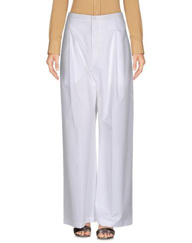 Ports 1961 Casual Trouser In White