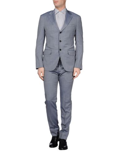 Ports 1961 Suits In Slate Blue