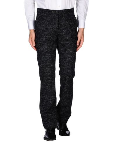 Ports 1961 Casual Pants In Black