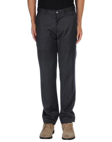 Ports 1961 Casual Pants In Lead