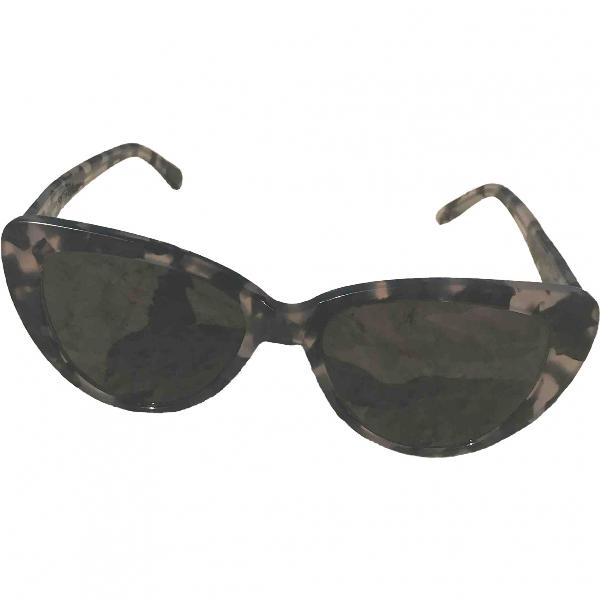 Prism Beige Sunglasses