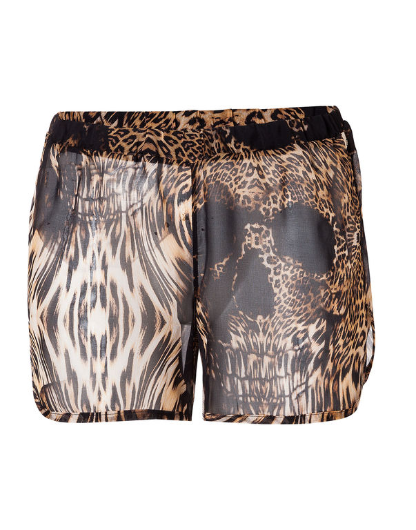 "Philipp Plein Short Trousers ""amalfi"""