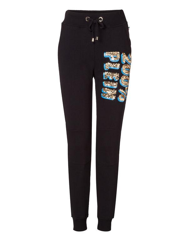 "Philipp Plein Jogging Trousers ""rosa"""