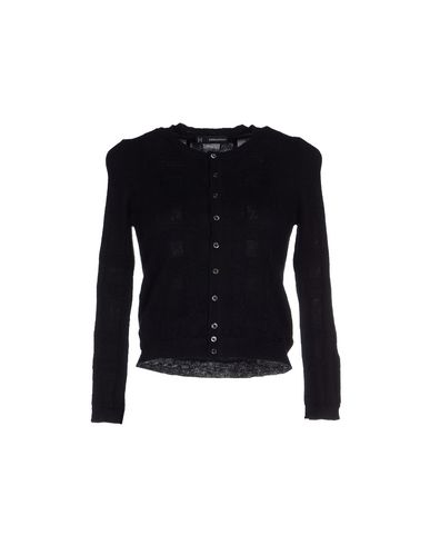 Dsquared2 Cardigan In Black