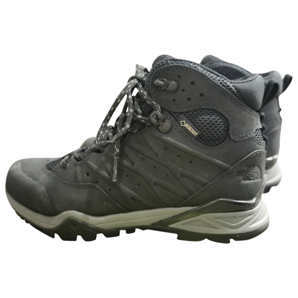 The North Face Black Leather Boots
