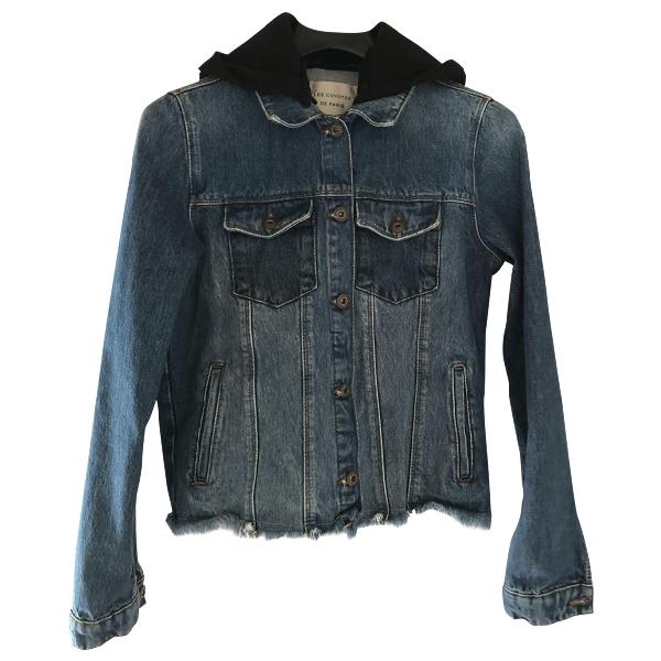 Les Coyotes De Paris Denim - Jeans Jacket