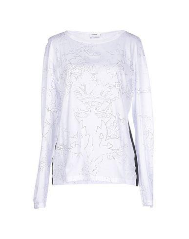 Jil Sander T-Shirt In White