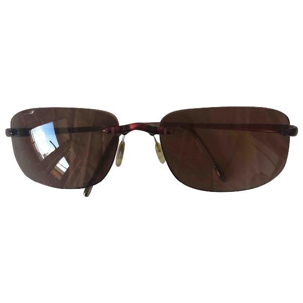 Silhouette Brown Sunglasses