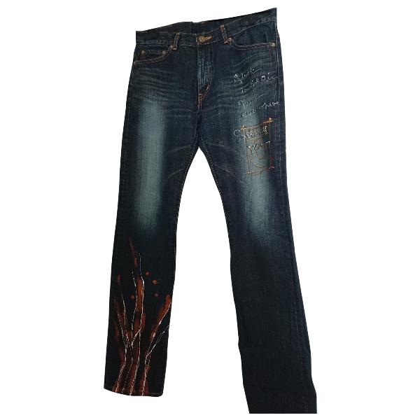 Edwin Navy Denim - Jeans Jeans