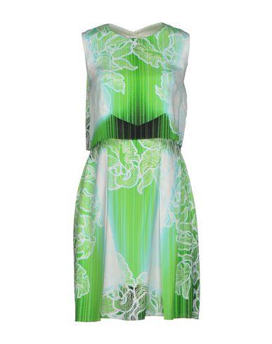 Peter Pilotto Short Dress In Light Green