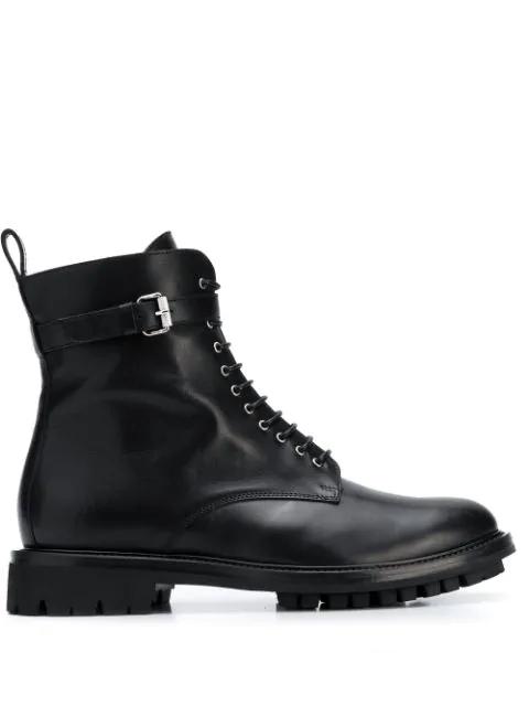 Belstaff Finley Boots In Black