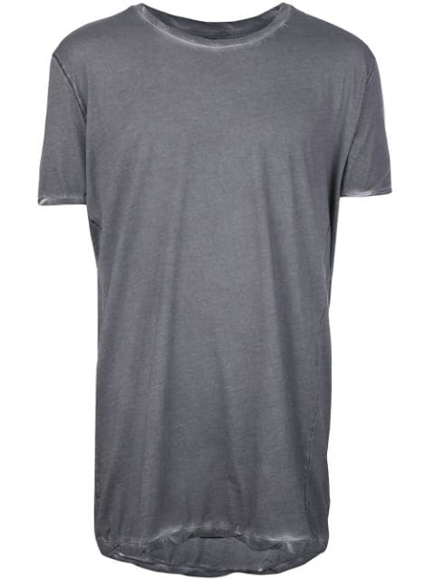 Army Of Me Faded-effect T-shirt In Grey