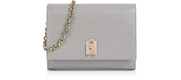 Furla 1927 Mini Crossbody Bag 18 In Stone