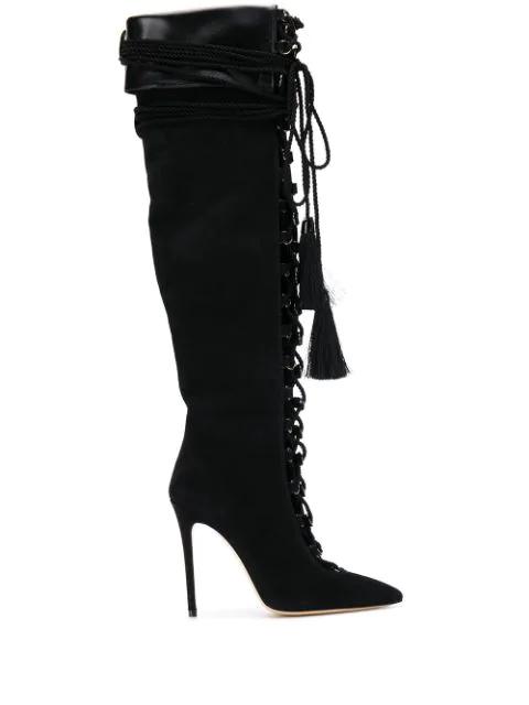 Aleksander Siradekian Piccadilly Black Synthetic->velvet