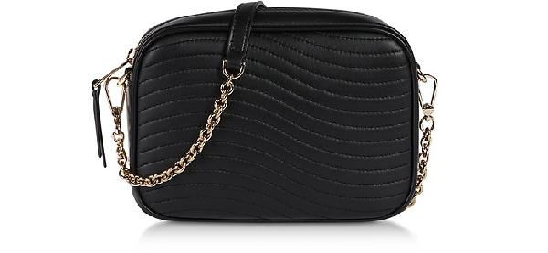 Furla Swing Mini Crossbody Bag In Black