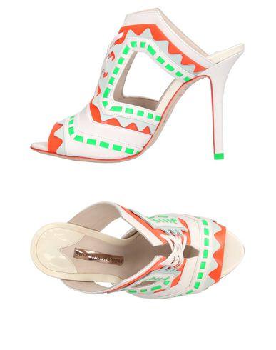 Sophia Webster Sandals In White