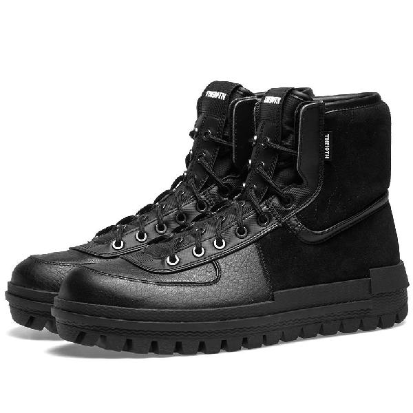 Nike Xarr Water Resistant Sneaker Boot In Black
