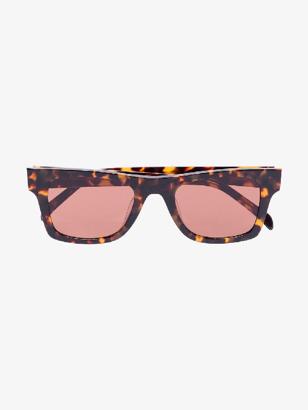 Karen Wazen Brown Harper Tortoiseshell Sunglasses