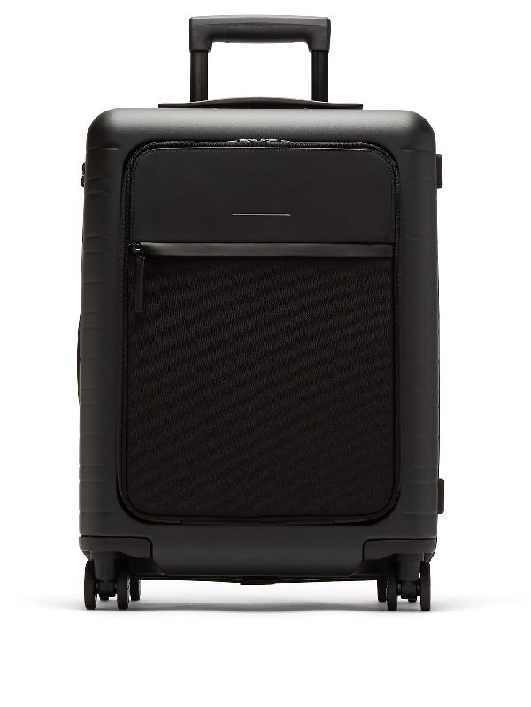 Horizn Studios M5 Cabin Suitcase In Black