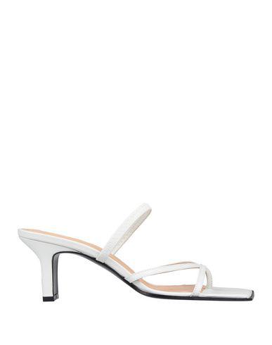 Erika Cavallini Flip Flops In White