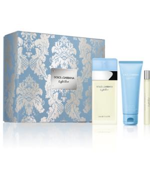 Dolce & Gabbana Beauty Light Blue Eau De Toilette Set ($159 Value)