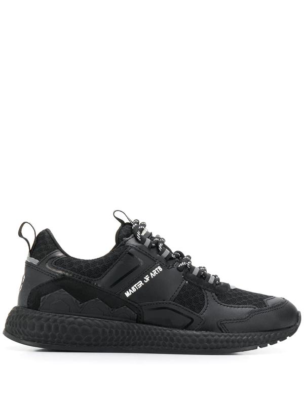 Moa Master Of Arts Klassische Sneakers In Black