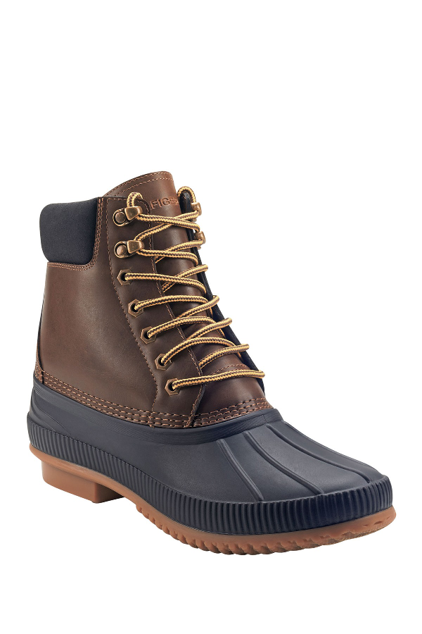 Tommy Hilfiger Colins Water Resistant Duck Boot In Dbrsy