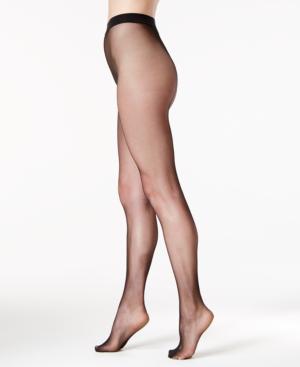 Dkny Women's Micro Net Tights In Nude