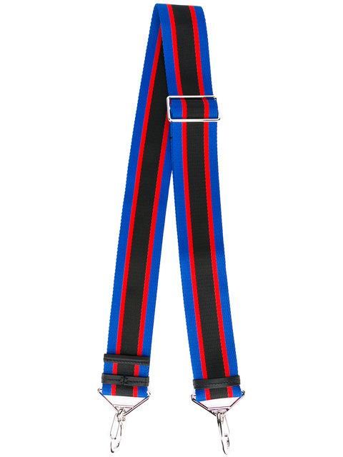 547c0d335c367 Versace Striped Bag Strap In K8Ip