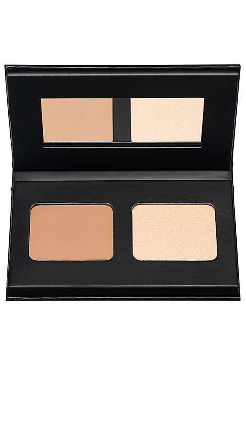 Kevyn Aucoin The Contour And Highlight 페이스 팔레트 In Medium & Candlelight