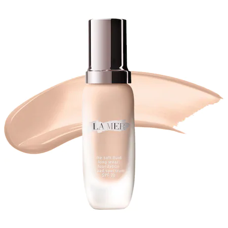 La Mer The Soft Fluid Long Wear Foundation Spf 20 200 Dune - Light Skin With Cool Undertone 1 oz/ 30 ml In 21a - Dune