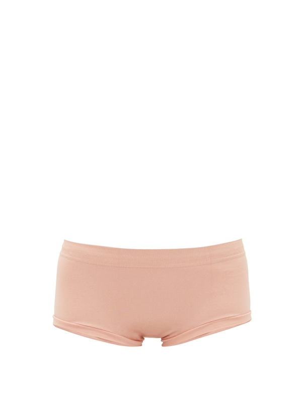 Prism Jubilant High-rise Briefs In Light Pink