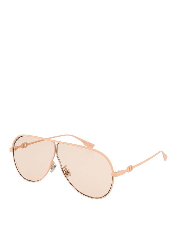 Dior Women's Sunglasses, Cd001099 In Light Pink