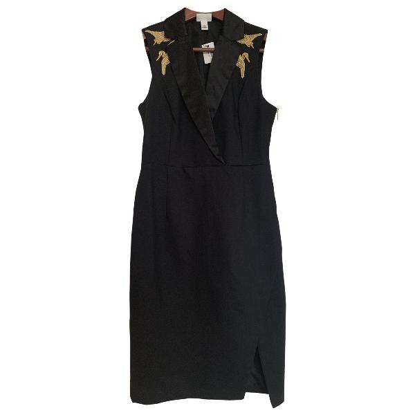 Altuzarra Black Cotton Dress
