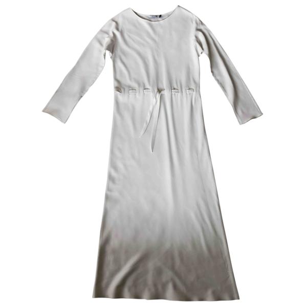 Protagonist White Dress
