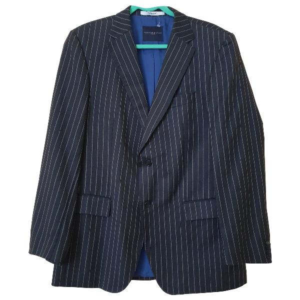 Tommy Hilfiger Grey Wool Jacket