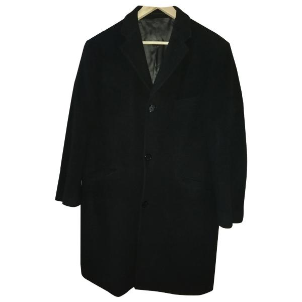 Azzaro Grey Wool Coat