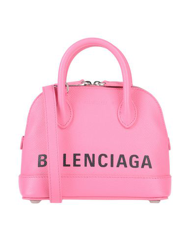 Balenciaga Pink Leather Handbag