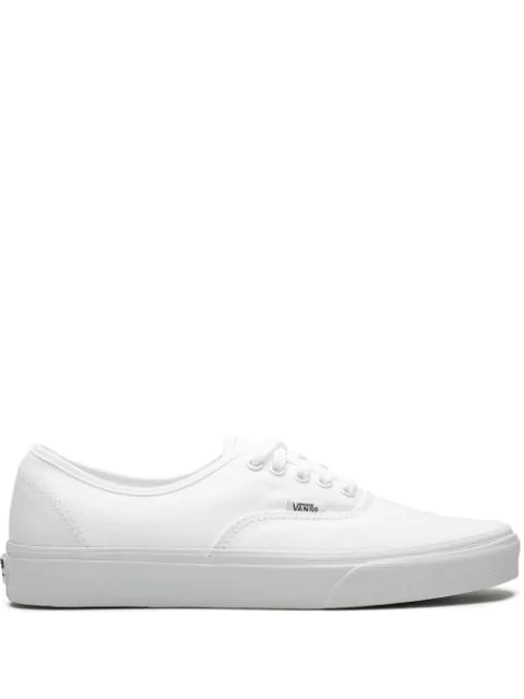 Vans Authentic Sneakers In White