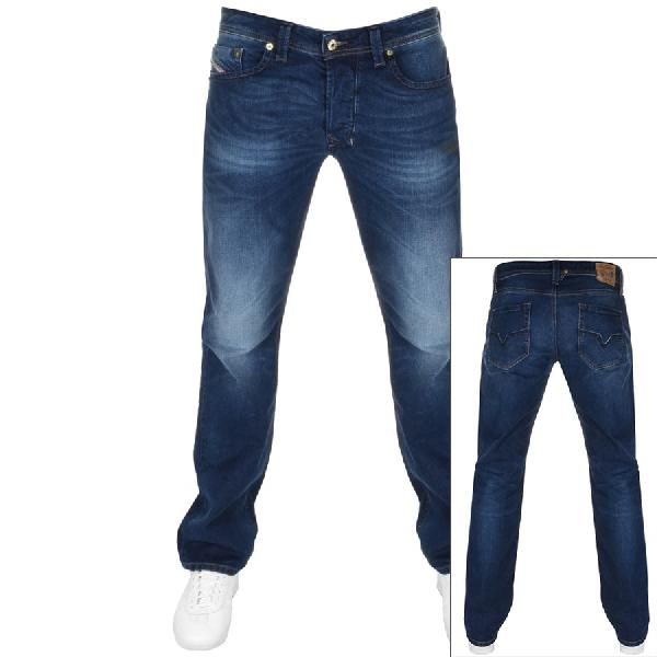 Diesel Larkee 0853R Regular Fit Jeans Blue