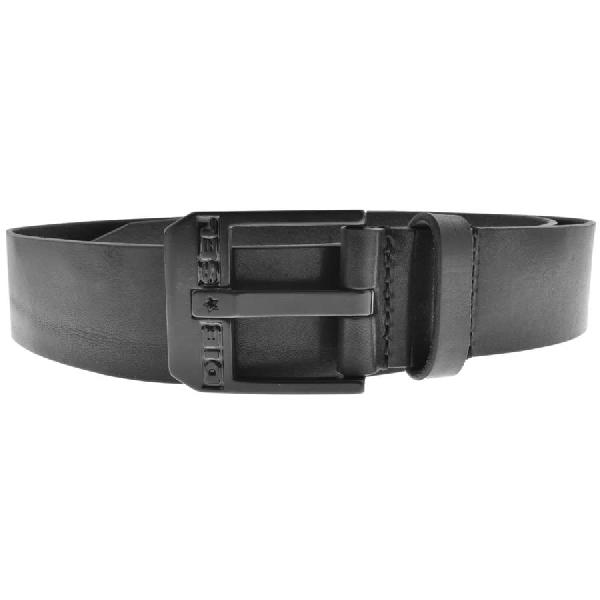 Diesel Bluestar Belt Black