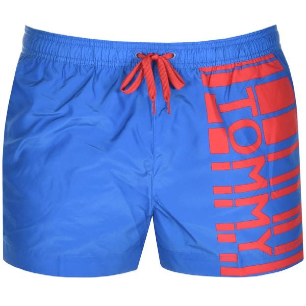 Tommy Hilfiger Swim Shorts Blue