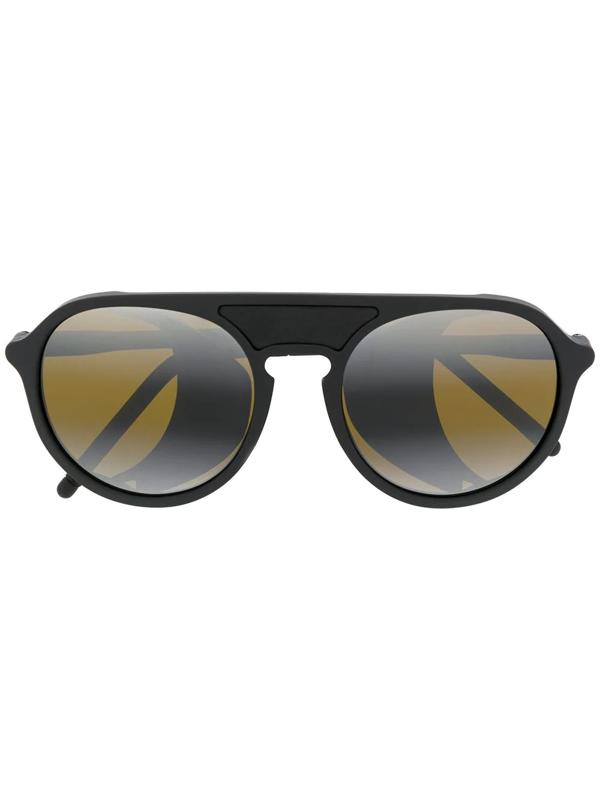 Vuarnet Ice Sunglasses In Black