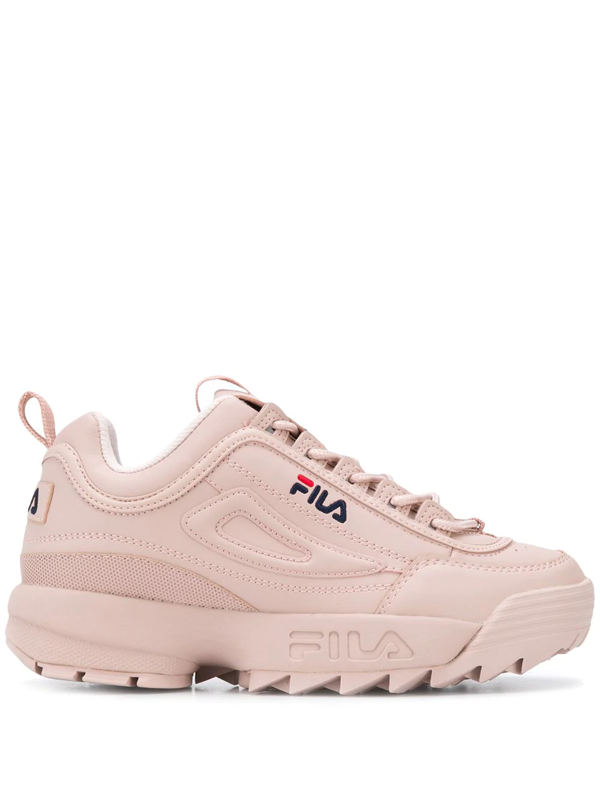 Fila Disruptor Sneakers In Pink