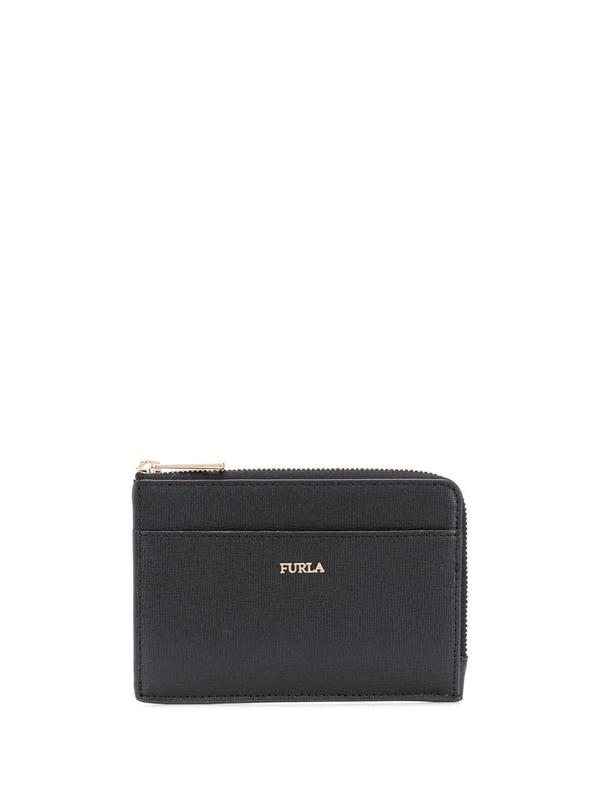 Furla Babylon Small Wallet In Black