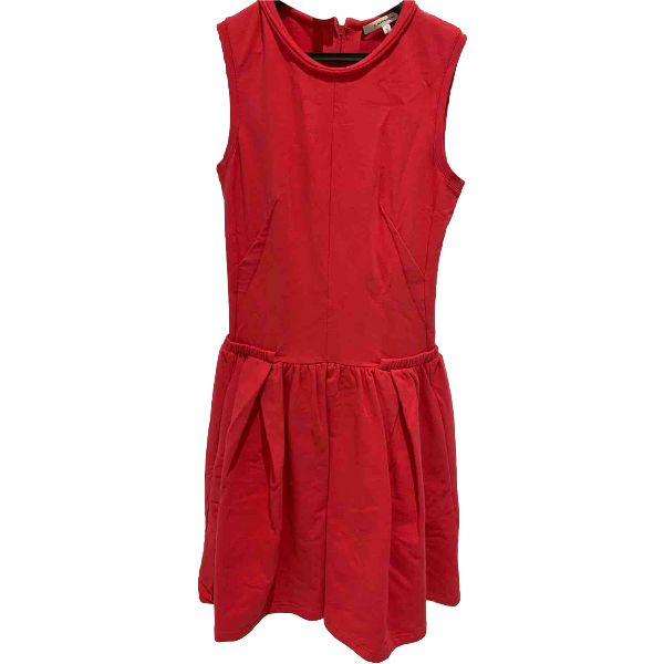 Carven Cotton - Elasthane Dress