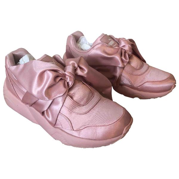 Fenty X Puma Pink Trainers