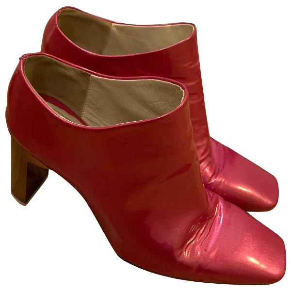 Alyx Pink Heels