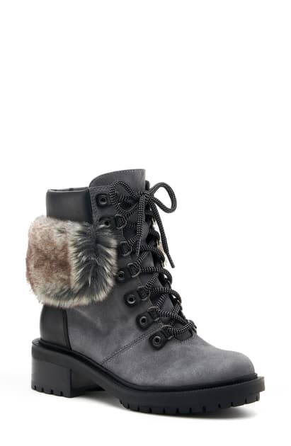 Botkier Women's Madigan Hiker Boots In Slate Multi